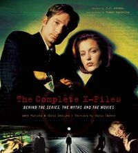 The Complete X-Files cover