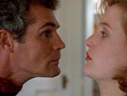 Yappi scrutinizes Dana Scully