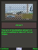 The X-Files The Deserter j2me screenshot Washington airport
