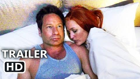 """THE X-FILES Season 11 """"Mulder and Scully in Bed"""" Trailer (2018) Shippers, TV Show HD"""