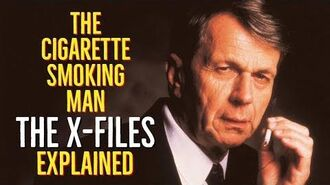 The Cigarette Smoking Man + The Syndicate (THE X-FILES) Explained