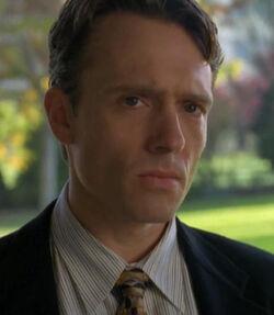 Detective John Kresge Christmas Carol