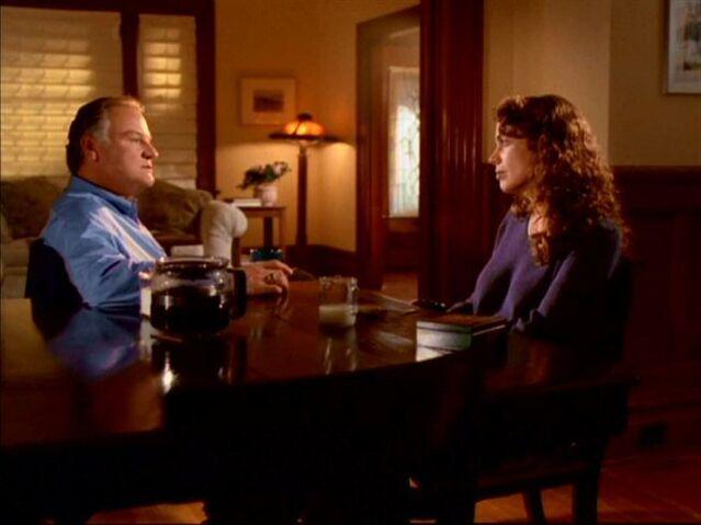 File:Bob Bletcher and Catherine Black talk.jpg