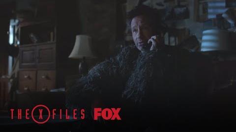 Mulder Hears A Strange Noise Season 11 Ep. 4 THE X-FILES