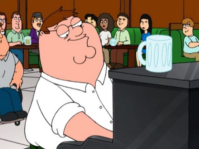 File:Peter Griffin plays the X Files theme.jpg