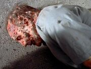 Repairman's corpse