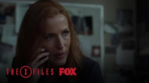Scully Can't Find Her Son Season 11 Ep. 1 THE X-FILES