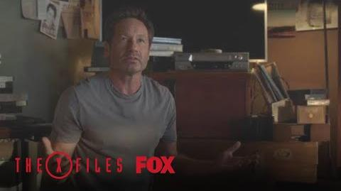 Mulder's First Twilight Zone Episode Season 11 Ep. 4 THE X-FILES