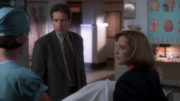 The Jersey Devil Mulder and Scully Examine Crockett