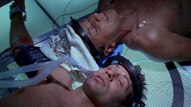 File:Fox Mulder lies with the Cigarette Smoking Man.jpg