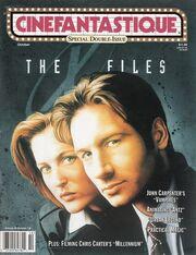 Cinefantastique cover October 1998
