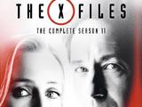 The X-Files Season 11 DVD
