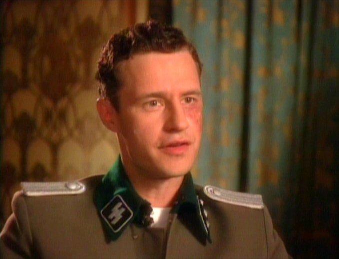 Image - Chris Owens in Nazi uniform jpg | X-Files Wiki