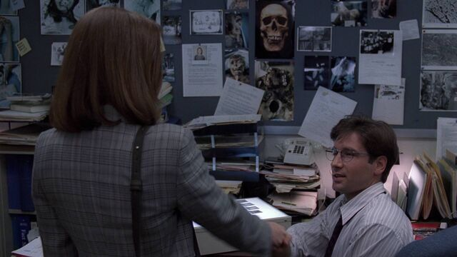 File:Dana Scully meets Fox Mulder.jpg