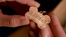 Queequeg's name tag