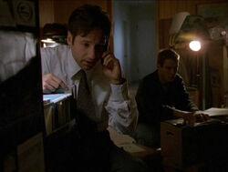 Mulder Kurt Crawford Files Memento Mori