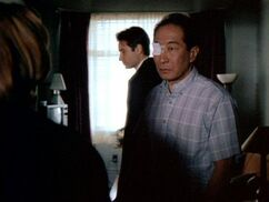 Dana Scully, Fox Mulder and Hsin