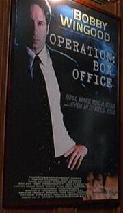 Bobby Wingood poster