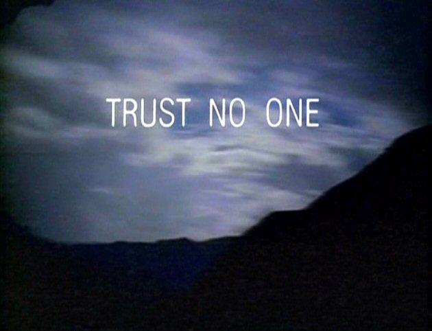 Afbeeldingsresultaat voor trust no one