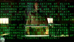 Colonization computer screen