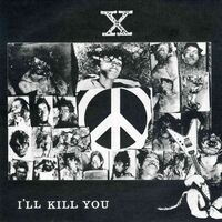 Ill kill you artwork