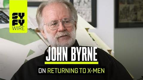 John Byrne Answers If He Will Return To The X-Men SYFY WIRE