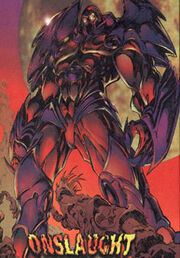 Onslaught 001