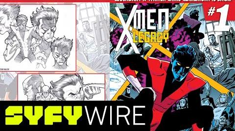 Chris Claremont On Favorite X-Men Stories & Everything You Never Knew (Behind the Panel) SYFY WIRE
