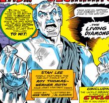 Jack Winters (Earth-616) from X-Men Vol 1 42