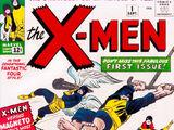 X-Men Volume 1 1