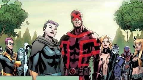 Uncanny X-Men (Volume 3) 13