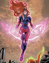 Jean Grey X-Men Red
