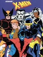 Konami X-Men