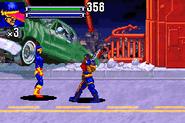 X-Men Reign of Apocalypse Stage 11 Bishop