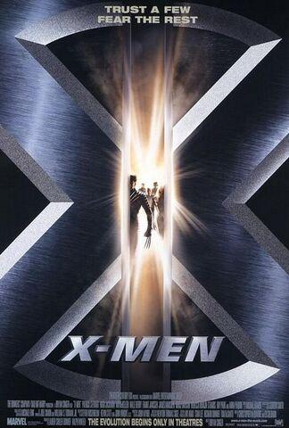 File:X-Men movie poster.jpg
