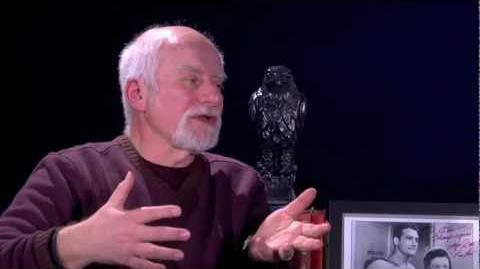 The Drawn Word TV Chris Claremont