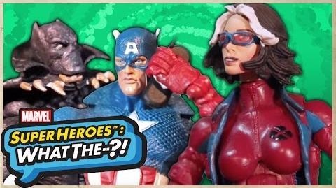 Marvel Super Heroes What The--?! Avengers vs. X-Men Part 2