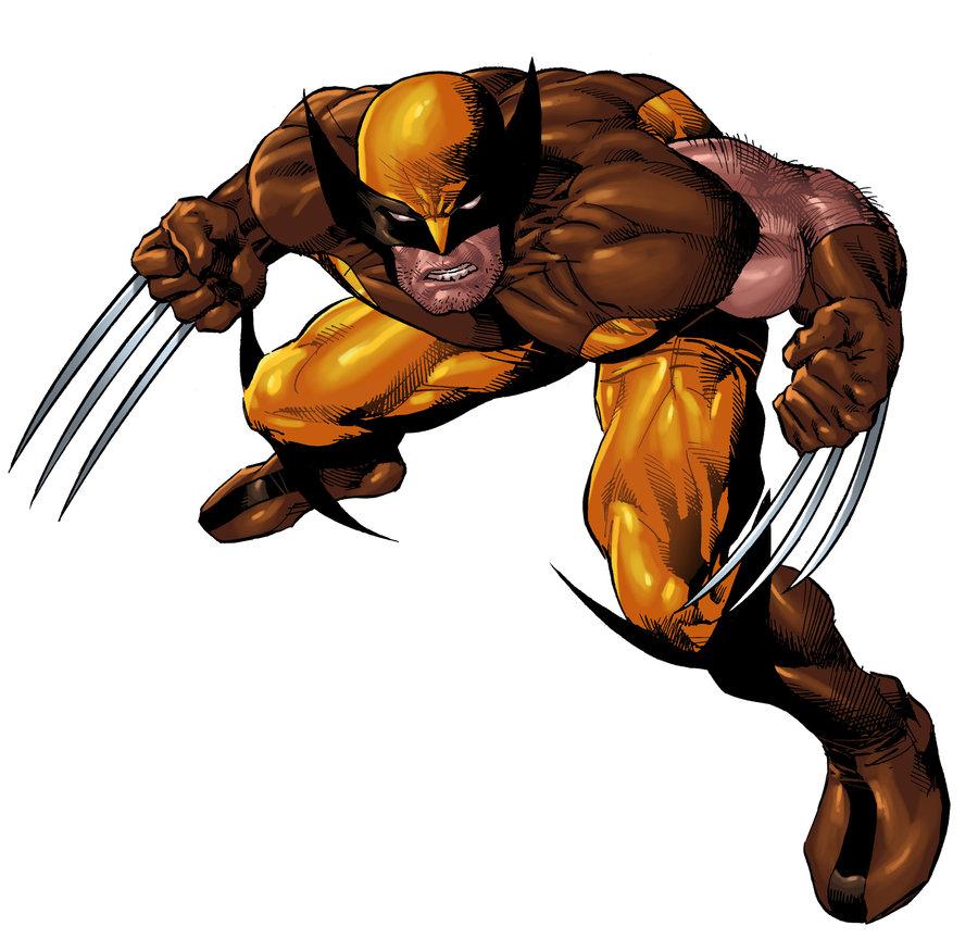 Wolverine Brown Suit dZdP