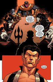 Namor and the new cabal