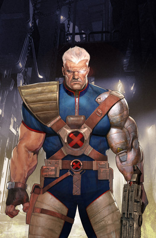 Cable | X-Men Wiki | FANDOM powered by Wikia