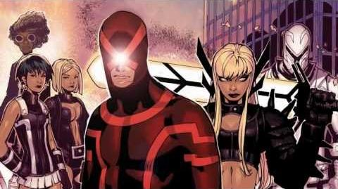 Uncanny X-Men 9 Cover Recap - Marvel AR