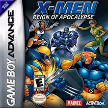 X-Men Reign of Apocalypse Cover