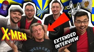 Ron Wasserman Extended Interview 🗯️ X-Men The Animated Series Theme Song RKVC