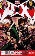 Avengers + X-Men Vol 1 2