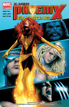 X-Men Phoenix Endsong Vol 1 2 Cover Page