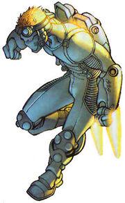Vincent Stewart (Earth-616)