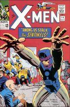 Uncanny X-Men 14