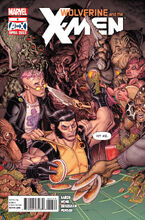 Wolverine and the X-Men Vol 1 6