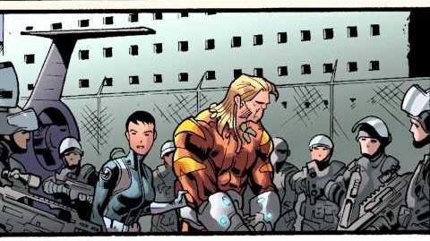 All-New X-Men 9 The Raft - Marvel AR