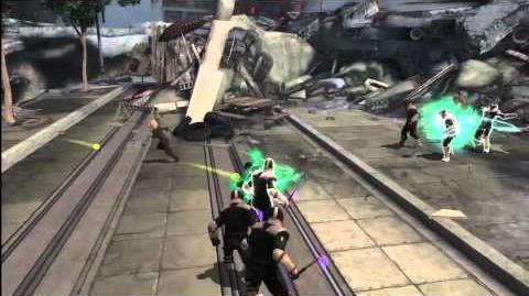 X-Men Destiny - Havok Trailer (Multi)